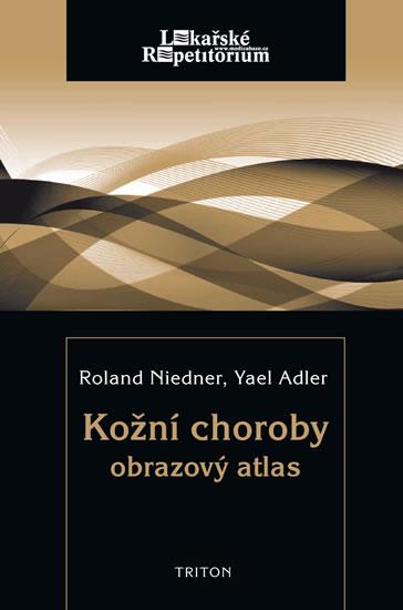 Kožní choroby - obrazový atlas - 2. vydání - Roland Niedner
