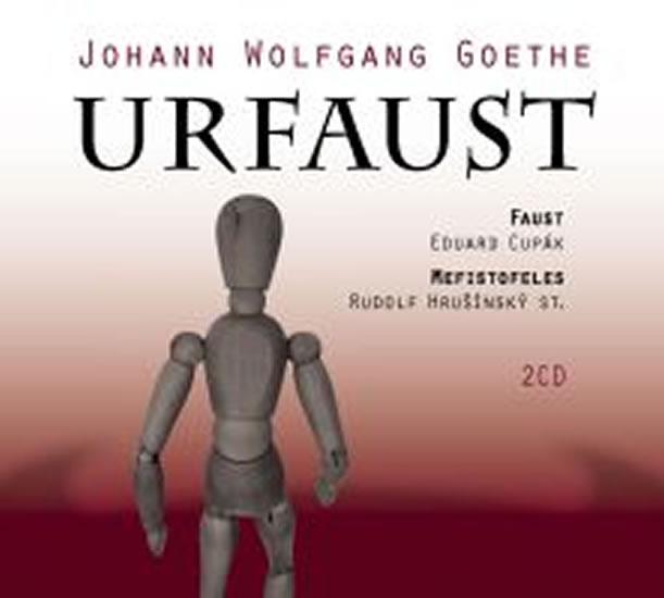 Urfaust - 2CD - Johann Wolfgang Goethe
