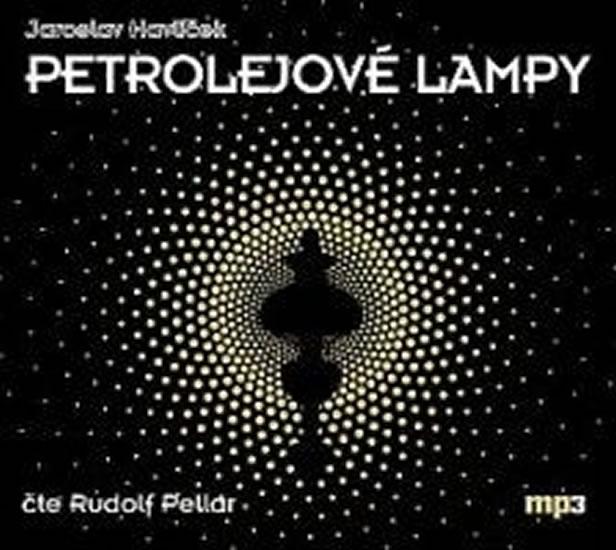 Petrolejové lampy - CD mp3 - Jaroslav Havlíček
