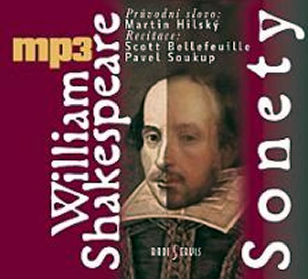 Sonety - CD mp3 - William Shakespeare