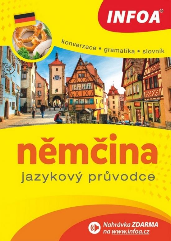 Jazykový průvodce - němčina - Jana Navátilová