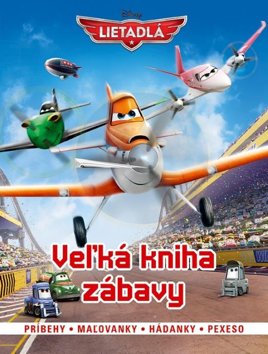 Lietadlá - Veľká kniha zábavy (2015)