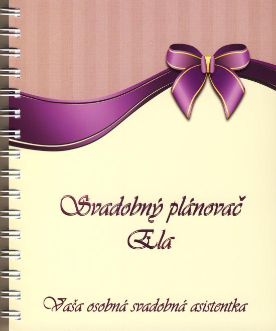 Svadobný plánovač Ela - Vaša osobná svadobná asistentka
