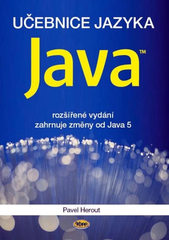 Učebnice jazyka Java - 5. vydání