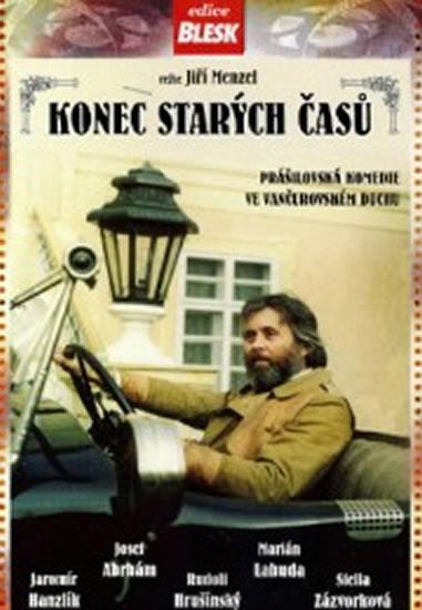 Konec starých časů - DVD - Jiří Menzel