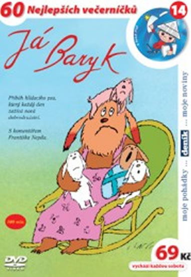 Já a Baryk - DVD - František Nepil