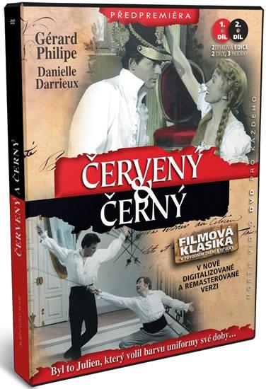 Červený a černý - kolekce 2 DVD