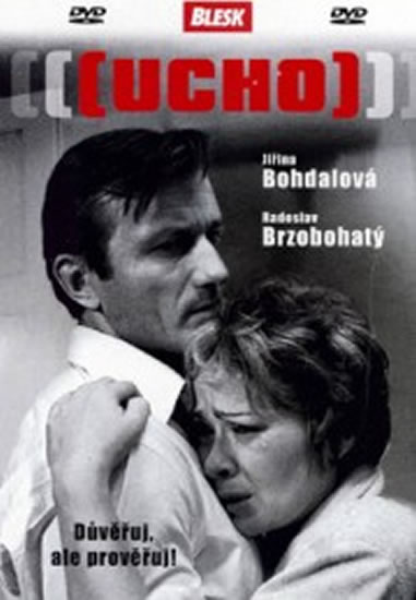 Ucho - DVD - Karel Kachyňa