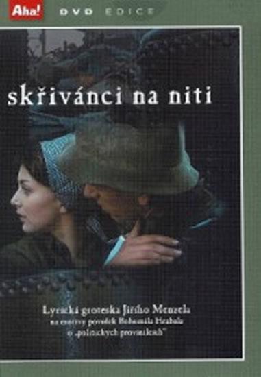 Skřivánci na niti - DVD - Bohumil Hrabal