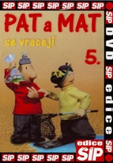Pat a Mat 5. - DVD
