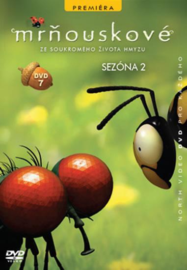 Mrňouskové 7. - DVD