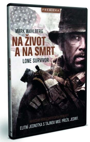 Na život a na smrt (Lone Survivor) - DVD