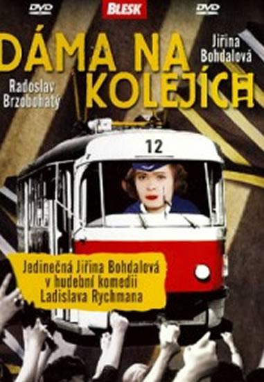 Dáma na kolejích - DVD - Ladislav Rychman