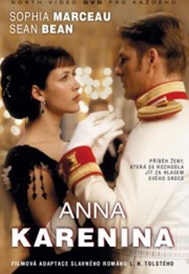 Anna Karenina - DVD - Lev Nikolajevič Tolstoj