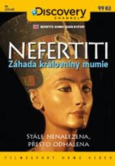 Nefertiti: Záhada královniny mumie - DVD digipack