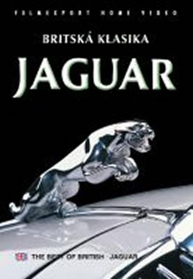 Jaguar - Britská klasika - DVD box