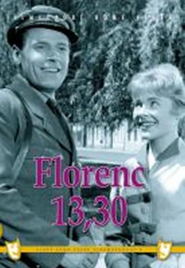 Florenc 13:30 - DVD box