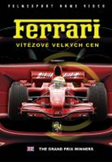 Ferrari - Vítězové velkých cen - DVD box