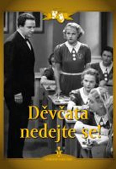 Děvčata nedejte se! - DVD digipack
