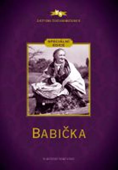 Babička - DVD box