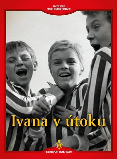 Ivana v útoku - DVD (digipack)