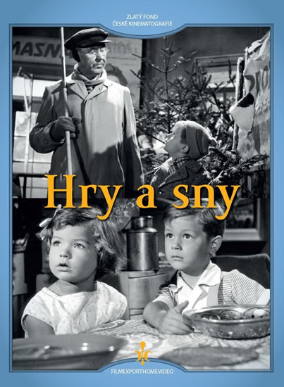 Hry a sny - DVD (digipack)