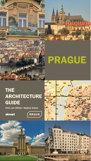 Prague - The Architecture Guide (AJ) - Golser Markus, van Uffelen Chris,