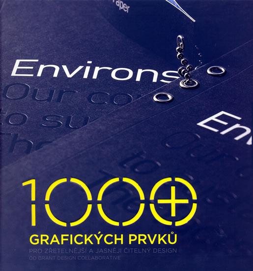 1000 grafických prvků - Pro zřetelnější a jasněji čitelný design
