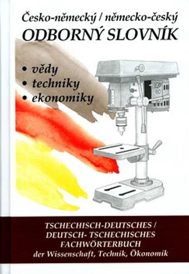 Česko-německý, německo-český odborný slovník + CD - Věra Hegerová a kolektiv