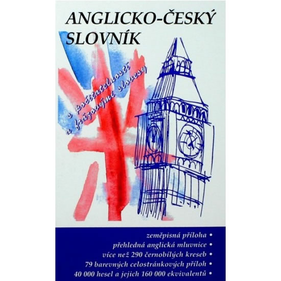 Anglicko-český slovník s počitatelností a frázovými slovesy - Radka Obrtelová a kolektiv