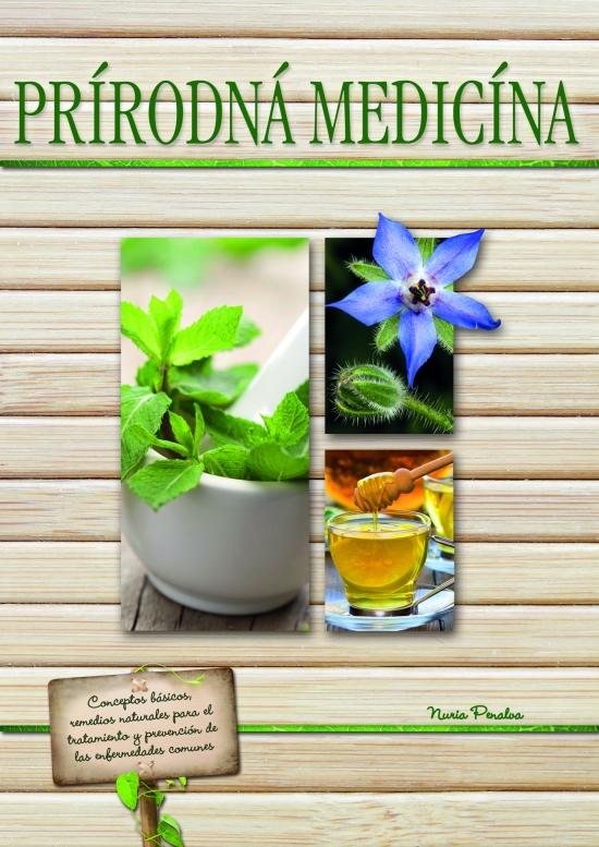 Prírodná medicína - Nuria Penalva