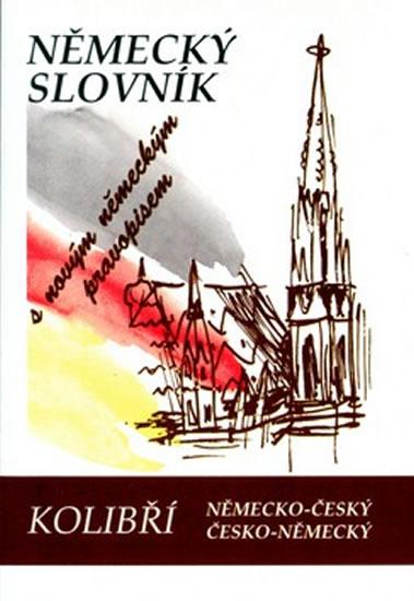 Německo-český, česko-německý kolibří slovník - Alena Lesnjak a kolektiv