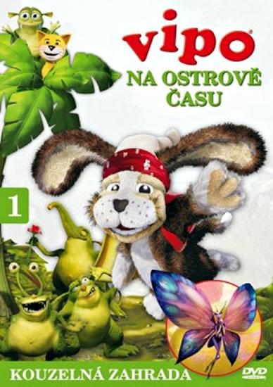 Vipo na Ostrově času 1 - Kouzelná zahrada - DVD