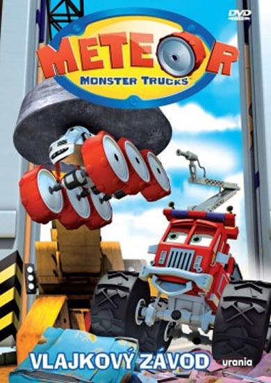Meteor Monster Trucks 2 - Vlajkový závod - DVD