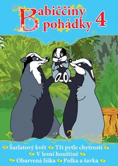 Babiččiny pohádky 4 - DVD