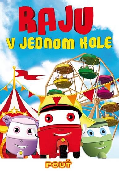 Raju v jednom kole - Pouť - DVD