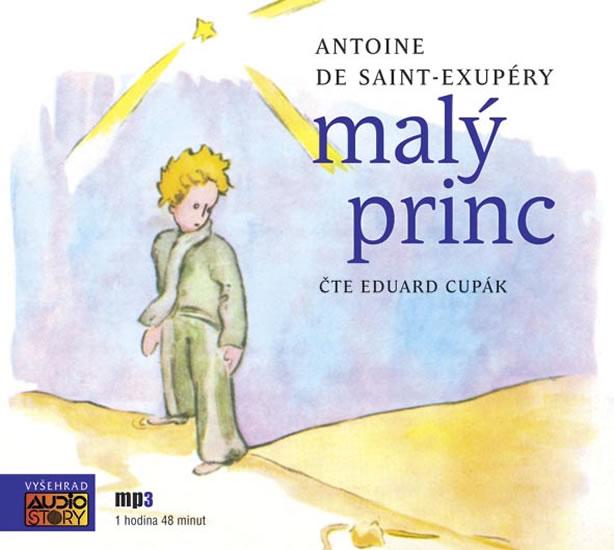 Malý princ - CDmp3 - Antoine de Saint-Exupéry