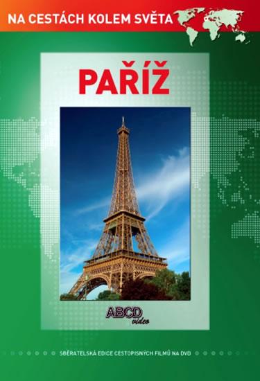 Paříž - Na cestách kolem světa - DVD - 2. vydání