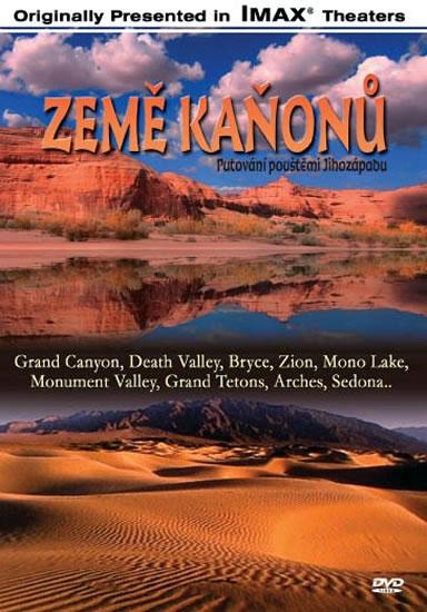Země kaňonů - Putování pouštěmi Jihozápadu - DVD