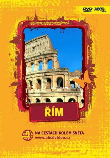 Řím - Na cestách kolem světa - DVD
