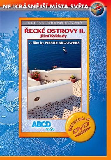 Řecké ostrovy II. - Jižní Kyklady - Nejkrásnější místa světa - DVD