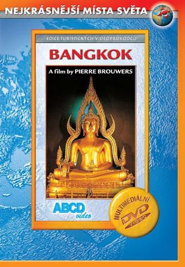 Bangkok - Nejkrásnější místa světa - DVD