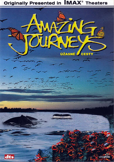Úžasné cesty - DVD