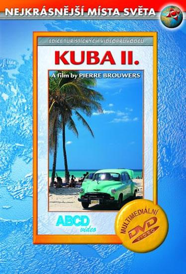 Kuba II. DVD - Nejkrásnější místa světa