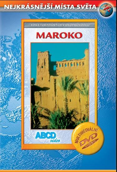 ABCD-VIDEO, spol. s r.o Maroko - Nejkrásnější místa světa - DVD