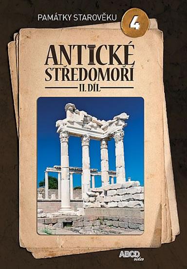 Antické středomoří II.díl-Památky starověku 4 - DVD