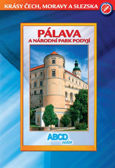 Pálava a Národní park Podyjí DVD - Krásy ČR