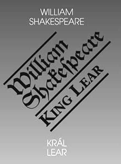 Král Lear / King Lear - William Shakespeare