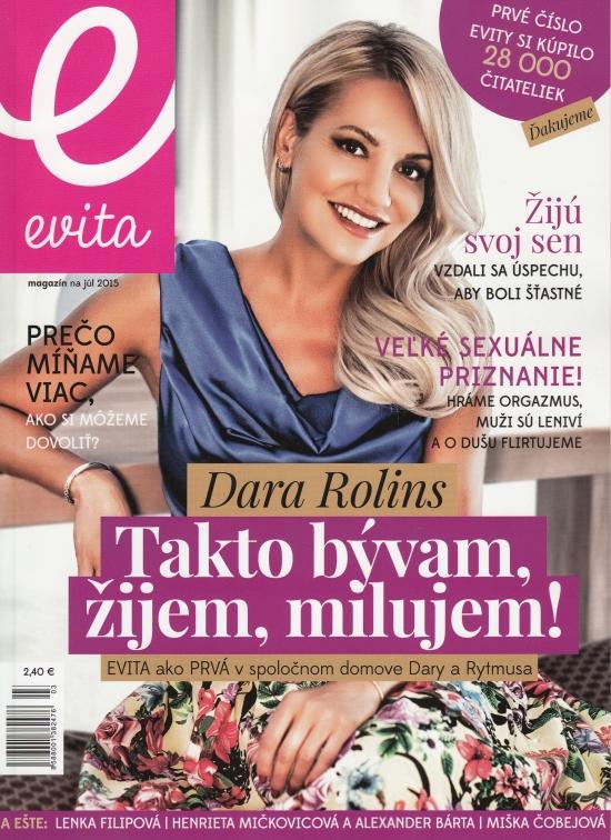 Evita magazín 07/2015