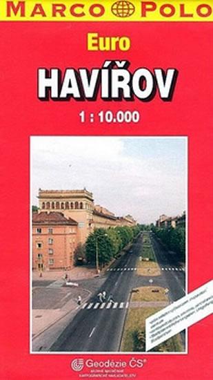 Havířov 1:10 000